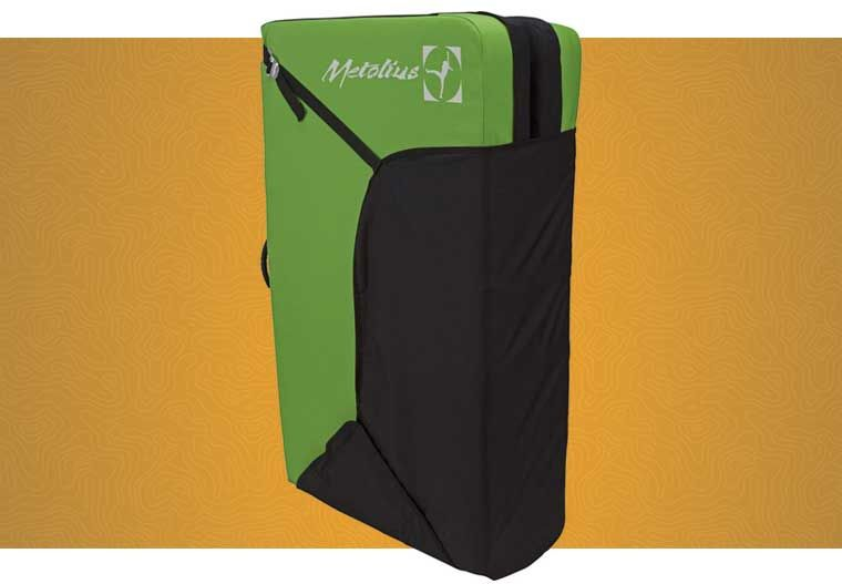 Metolius Session II Crash Pad Green