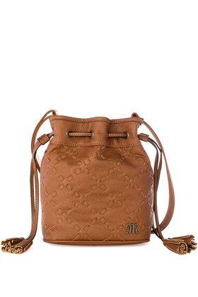 Mini Moccasin Drawstring Bag