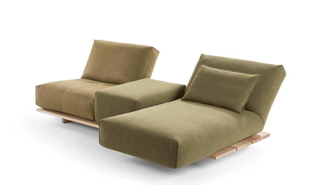 Bullfrog Muove Furniture Recliner Chair Chair