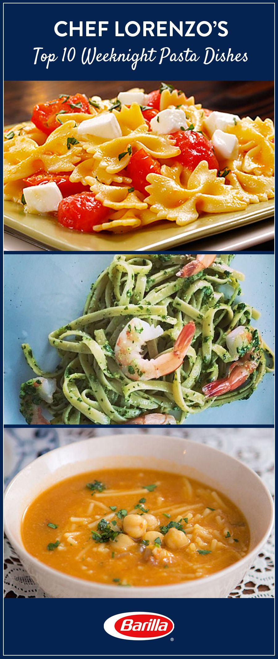 dishes to impress