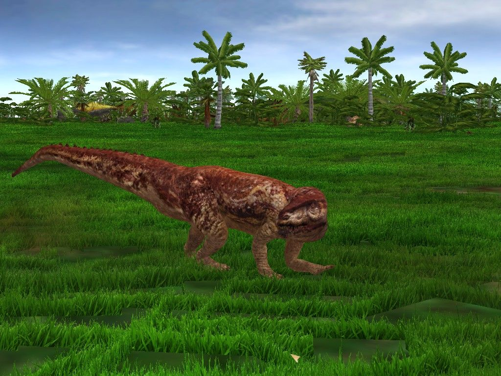 Postosuchus Kirkpatricki. in 2020 Walking with dinosaurs