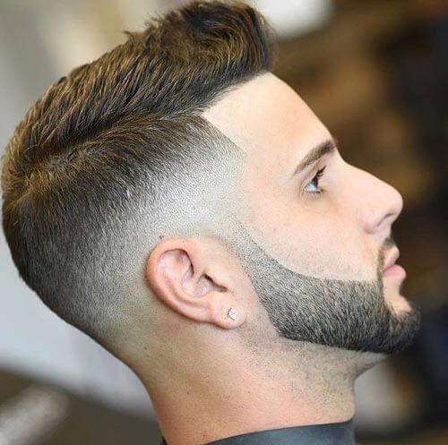 45 Crew Cut Haircut Ideas Clean Practical Style Crew Cut