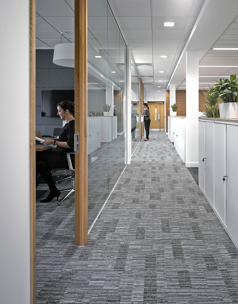 Office Interior Imi Birmingham Interiors By Keppie Design