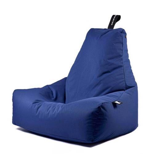 Zitzak Sit En Joy Blauw.Extreme Lounging B Bag Mighty B Zitzak Outdoor Bean Bag Bean