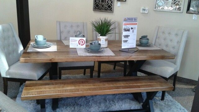 Ashley Furniture Homestore Furniture Home Decor Dining Room Table