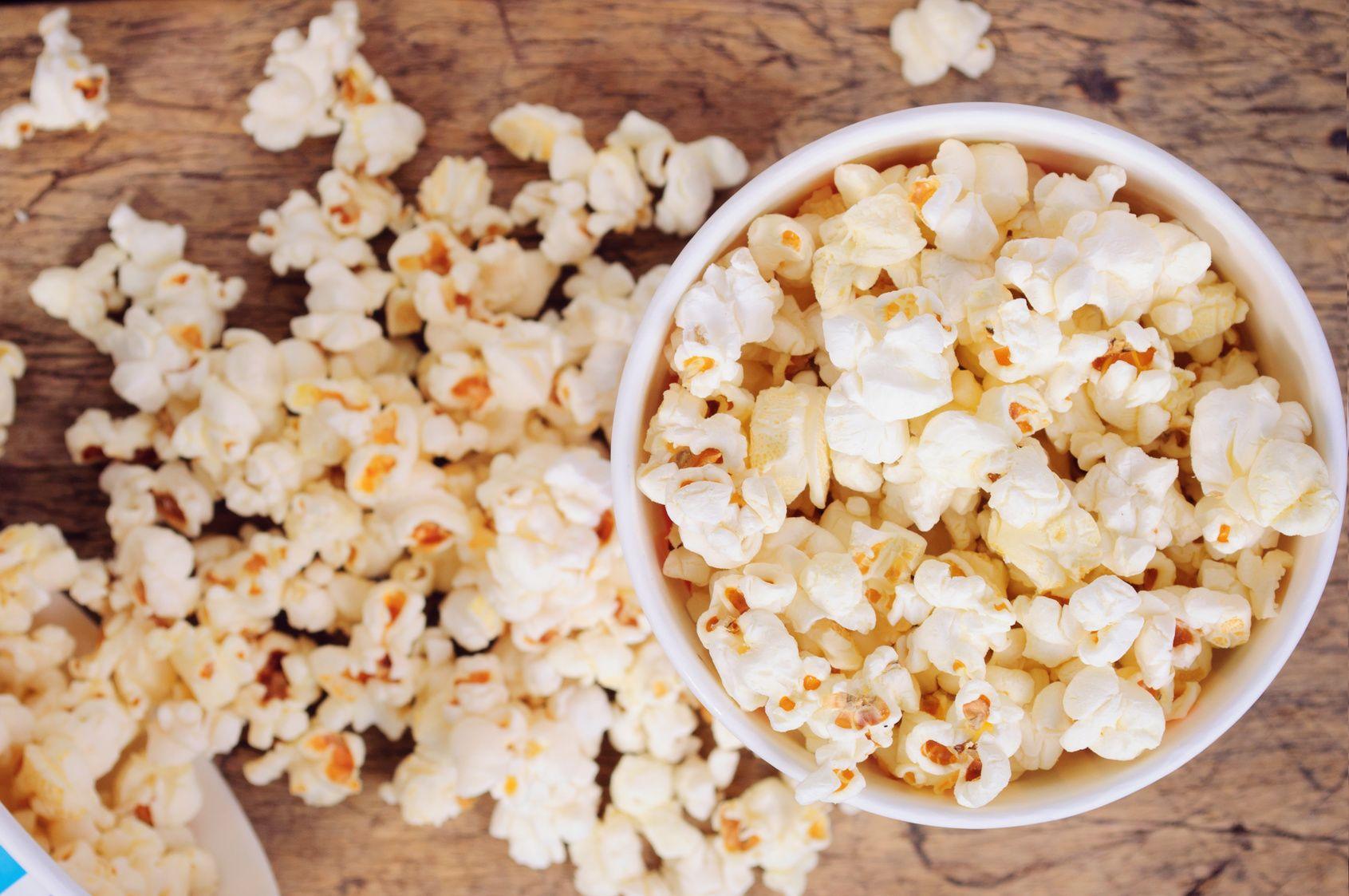 Popcornia+illalliseksi?+Kulhollinen+poppareita+terveellisempää+kuin+pasta