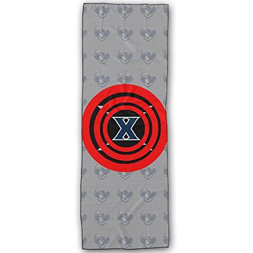 Xavier Musketeers With The X MAN Yoga Mat Towel *** Read more at the image link.