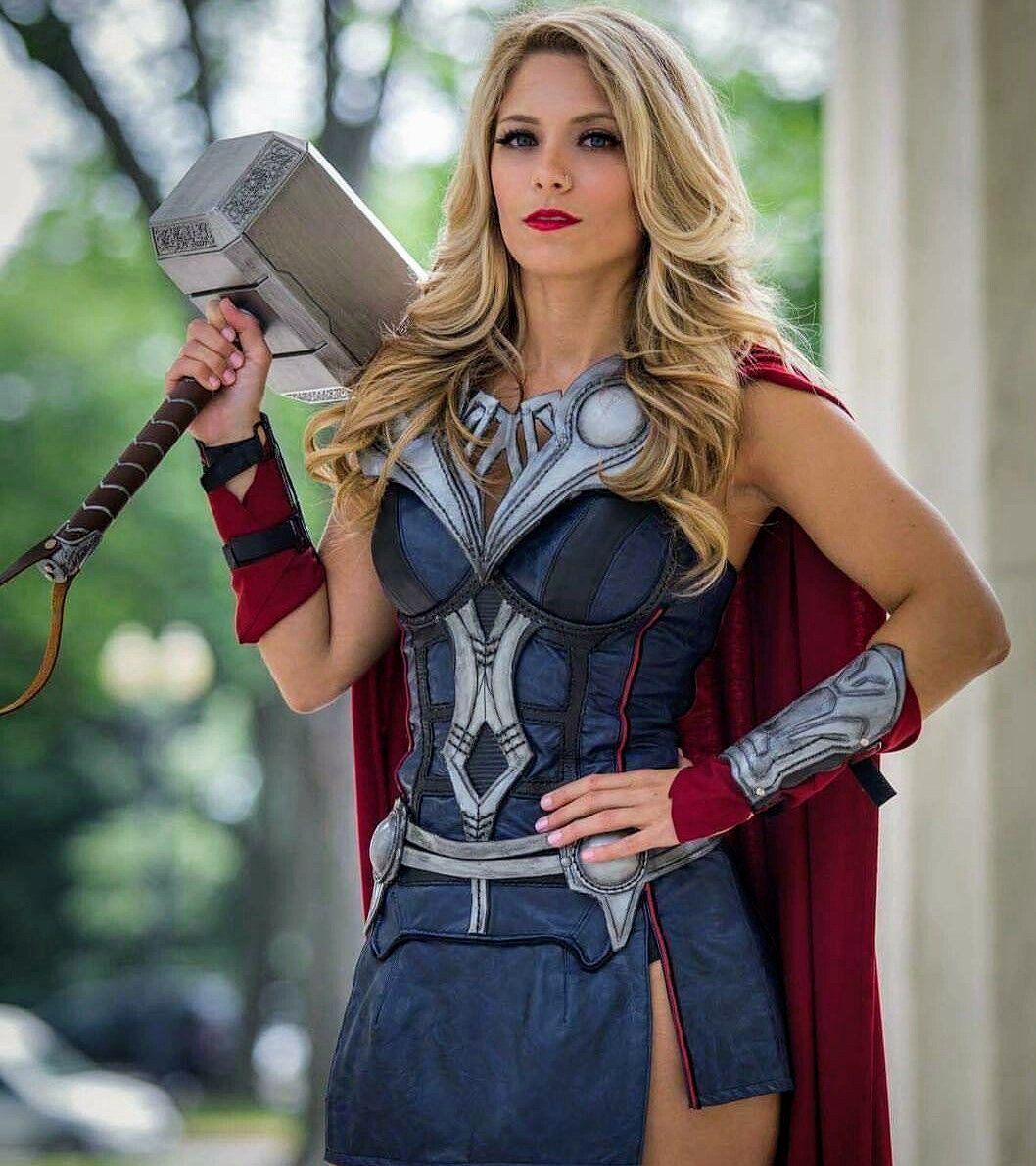 Marvel Cosplay Ideas Female