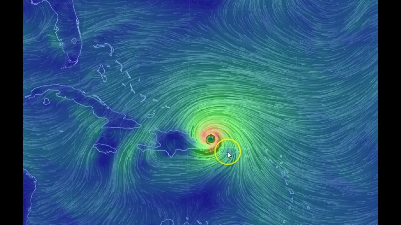 Athena massey red alert pictures to pin on pinterest - The Island Is Destroyed Hurricane Maria Leaves 100 Per Cent Of Puerto R