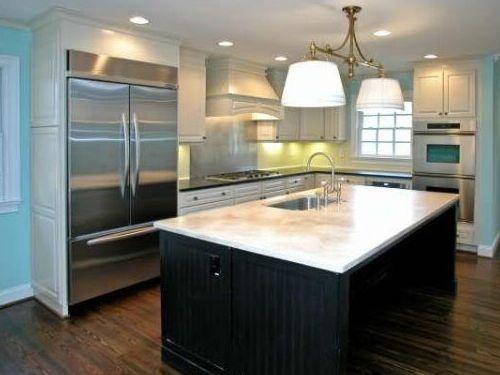 kitchen island designs with sink Google Search