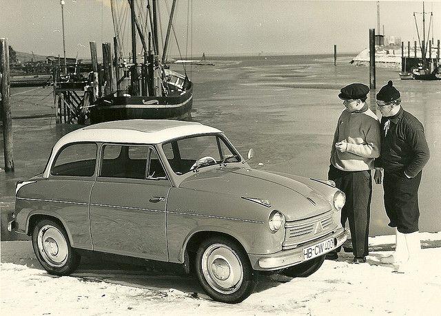 1958 Lloyd Alexander 600 German Cars Microcar Lloyd