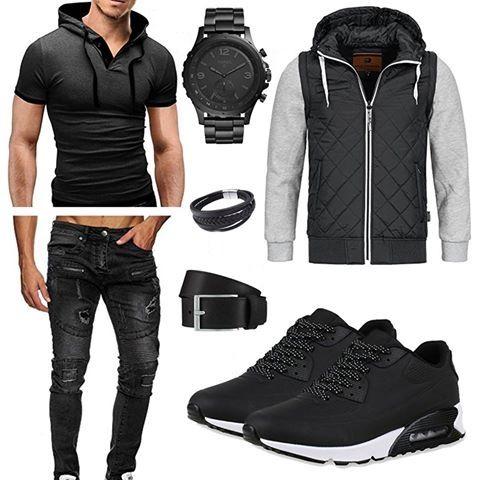 915073e850 Atuendo Casual, Ropa De Hombre, Moda Casual Hombre, Moda Masculina, Ropa  Informal