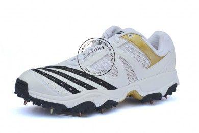 Adidas 22 Yds Lite III Spike Cricket Shoes  e3bf7606148f5