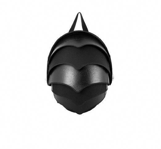 Amazon.com  Cyclus Pangolin Backpack made of reused tyre inner tubes, Black    85fce1b15d