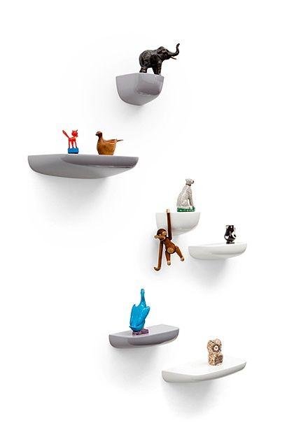 Contemporary Style Wall Shelf CORNICHES By Vitra Design Ronan U0026 Erwan  Bouroullec