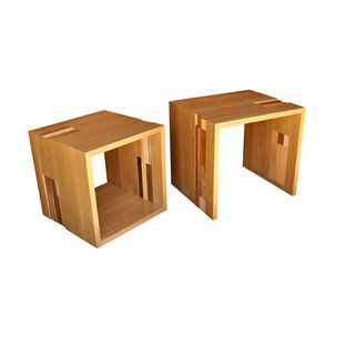 Scrappers Nesting Tables | Dwell