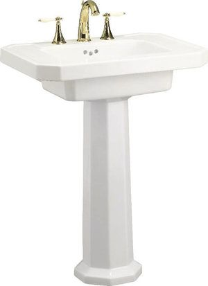 Kohler Bathroom Pedestal Sinks Kohlerk23228 0 Kathryn Pedestal Bathroom Sink Sink Bathroom Sink Kohler Bathroom
