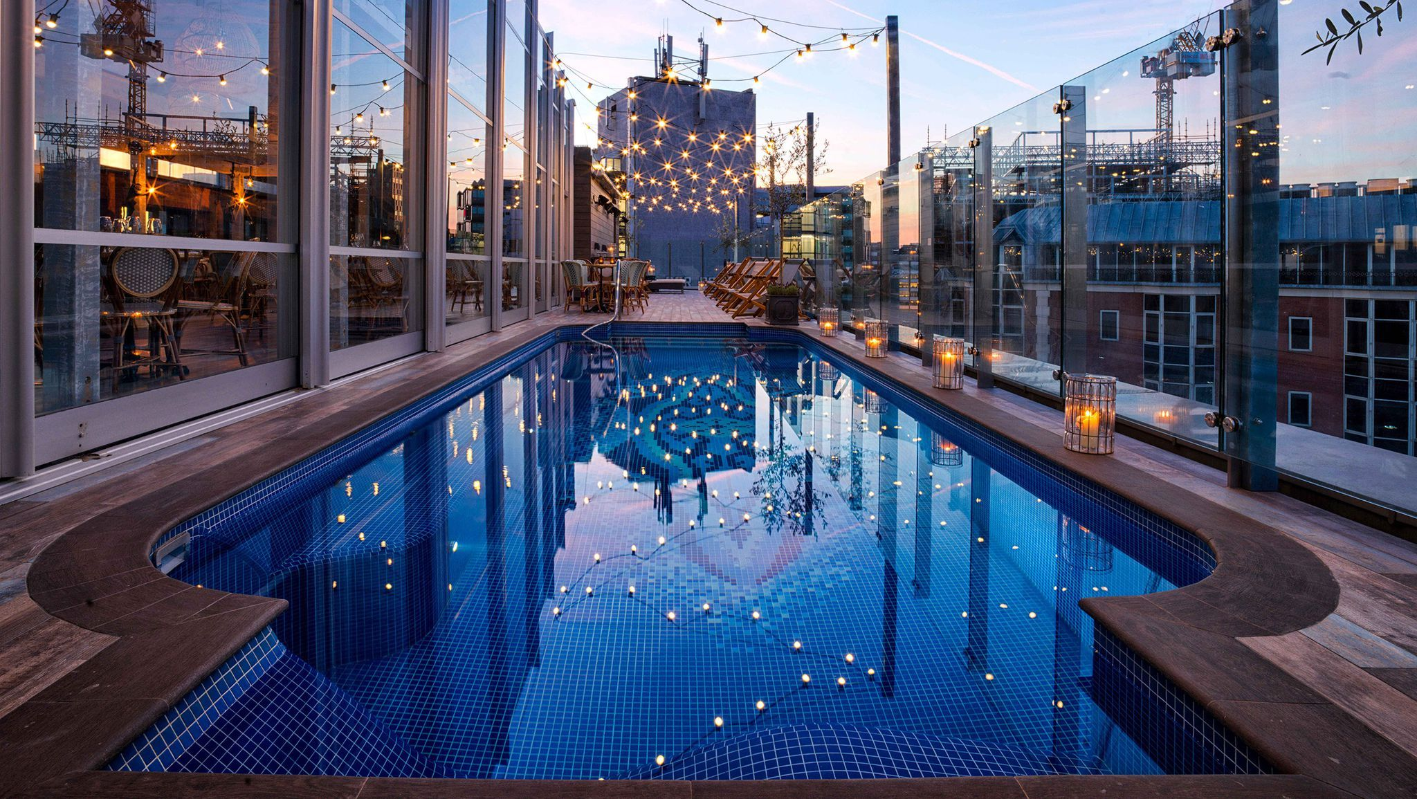 The 10 Best London Hotels With Pools For A Summer Stay In The Capital London Hotels Hotel Pool Shanghai Hotels