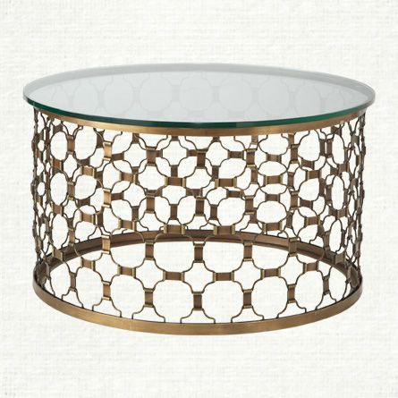 Naomi Coffee Table From Arhaus