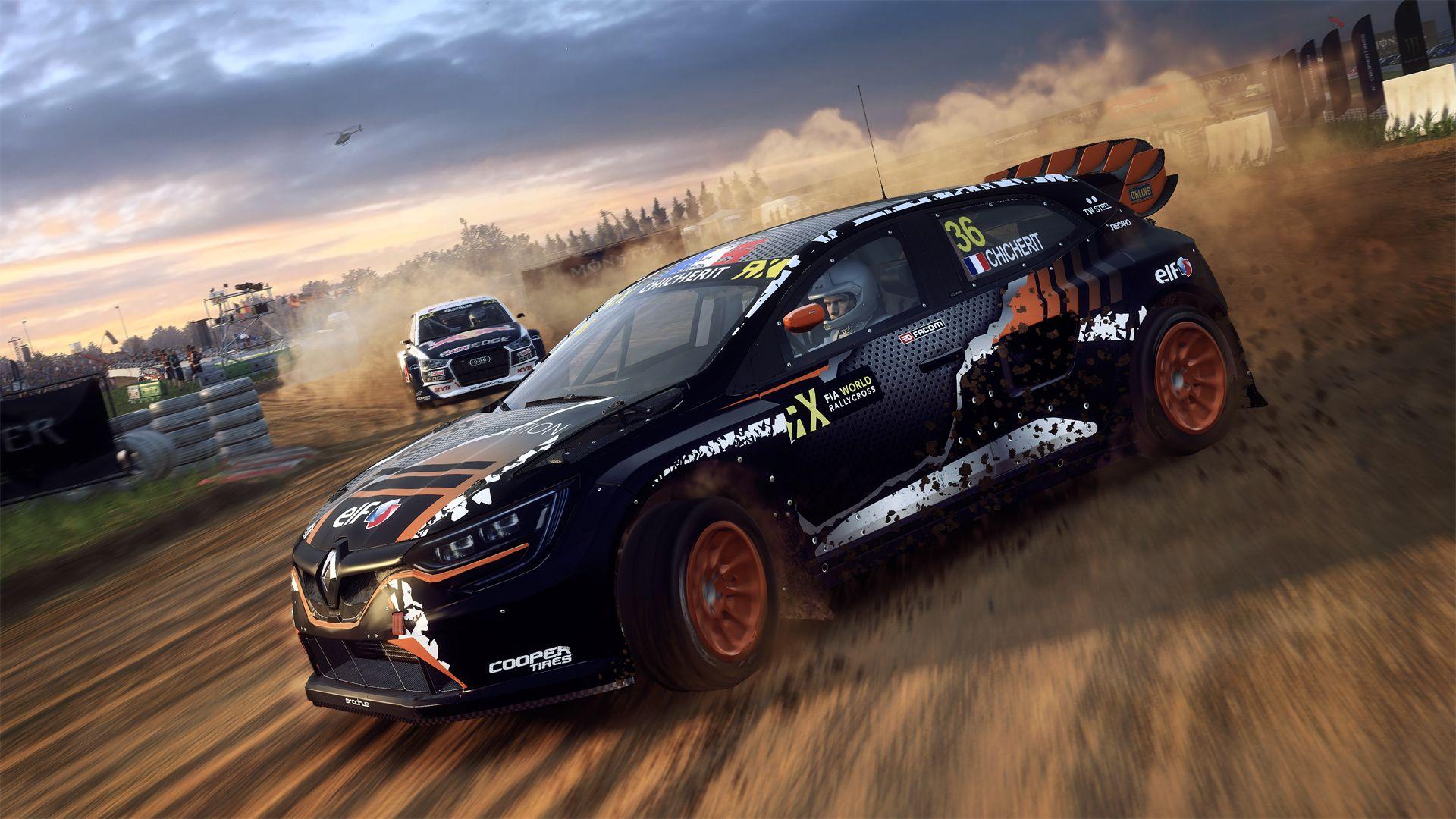 DiRT Rally 2.0 Studie Der Einfluss professioneller