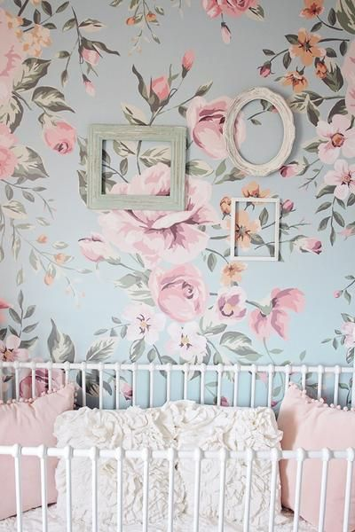 Cutesie Wallpaper In 2021 Vintage Floral Pattern Wallpaper Floral Pattern Wallpaper Floral Wallpaper
