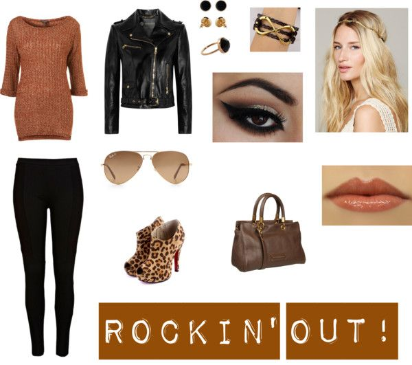 """ROCKIN' OUT!"" by bellanna on Polyvore"
