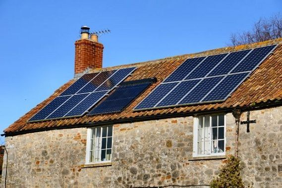 How To Get Off The Grid Even If You Don T Own Your House