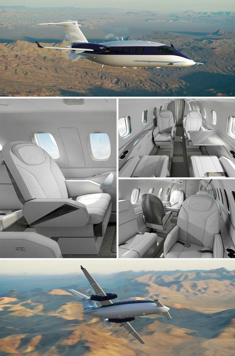 avanti evo: the fast and modern turboproppiaggio aero