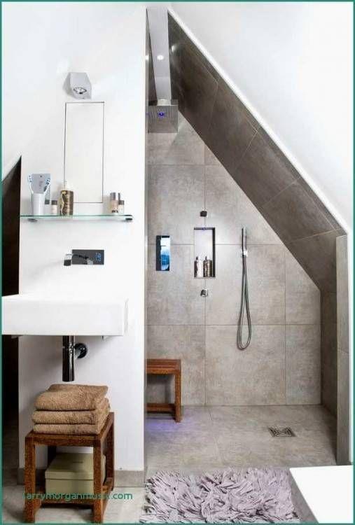 Photo of Bagno inclinato sul tetto Il bagno Avec migliore e innovativo con …