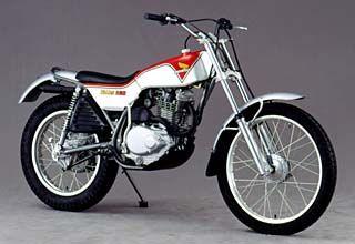 honda trials tl rs tlr rtl trail motorcycle trial bike vintage honda motorcycles pinterest