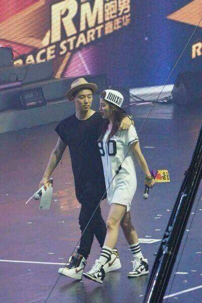 Running man monday couple dating