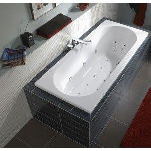Villeroy Boch O Novo Balneo 2653 Corner Bathtub Bathroom Bathtub