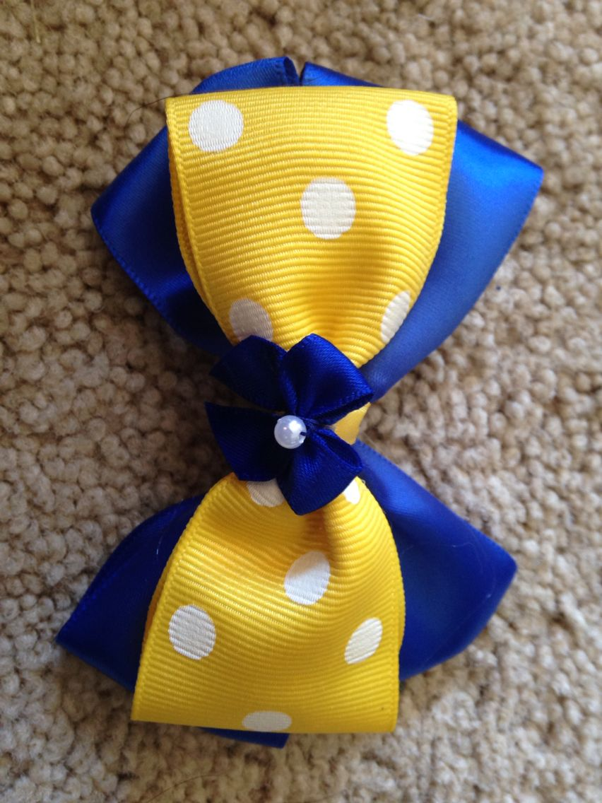 Beauty and the Beast bow
