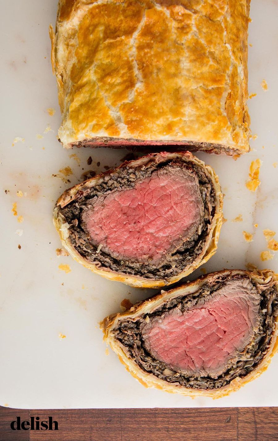 This Beef Wellington Will Wow Your Dinner Guests Recipe Wellington Food Beef Wellington Beef Wellington Recipe