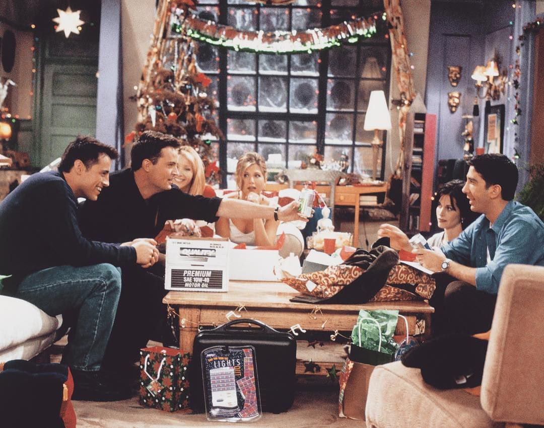 Some Of The Christmas Episodes For Today Friends Scenes Christmas Episodes Friends Christmas Episode