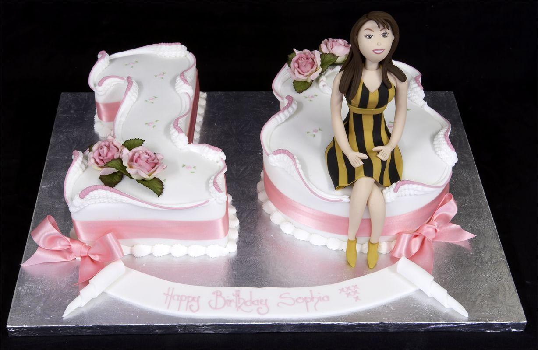 Torte Compleanno Per 18 Anni Fotogallery Donnaclick Torte Nel