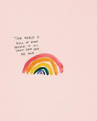 Raegencallihan Rainbow Quote Positive Quotes Words Quotes