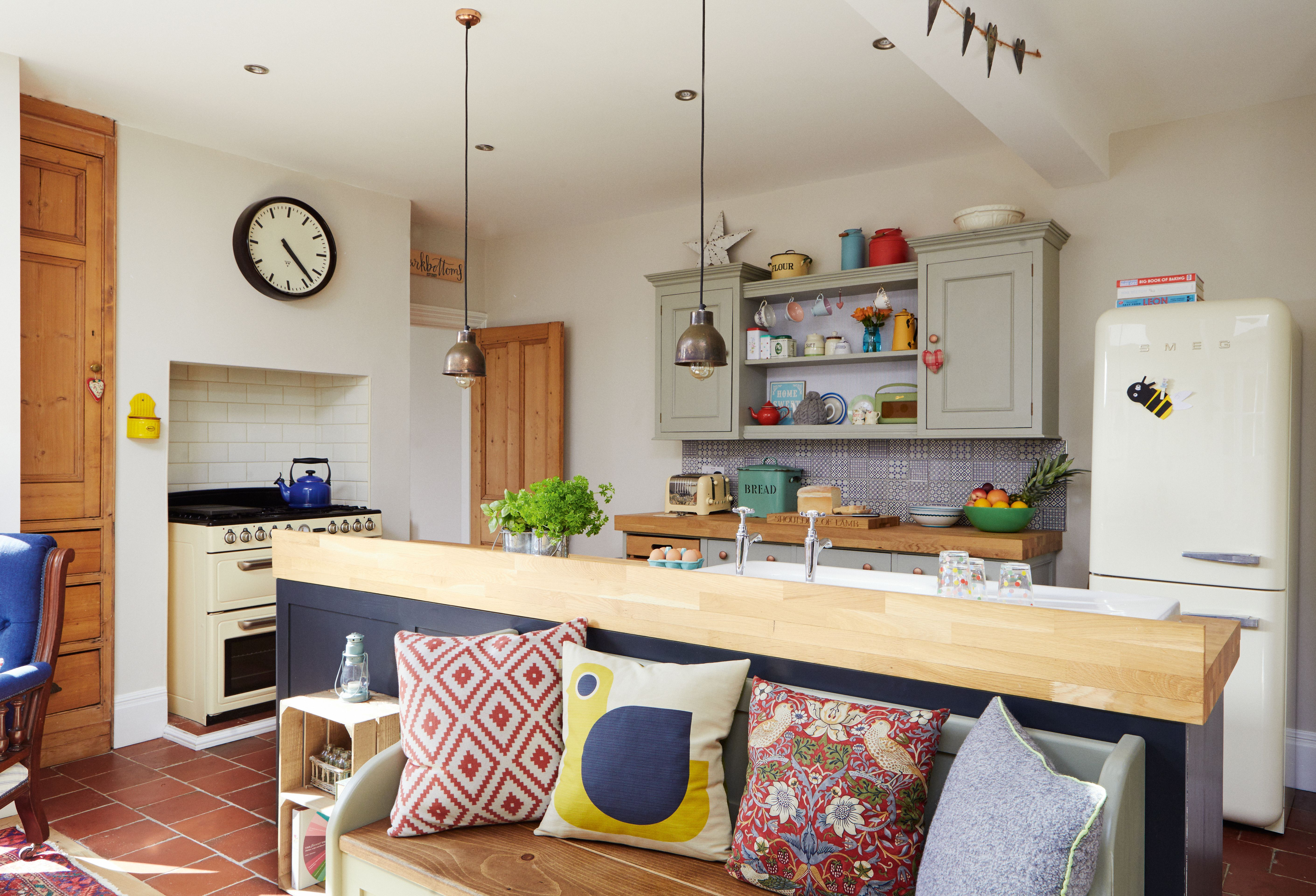 14 flexible freestanding kitchen ideas real homes rh pinterest com