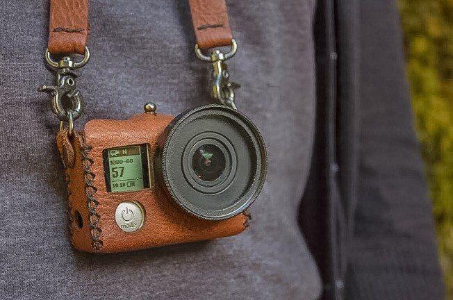 Travler Camera Case for GoPro® Version 2 Brown