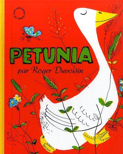 Pétunia: Amazon.de: Roger Duvoisin, Catherine Bonhomme: Fremdsprachige Bücher