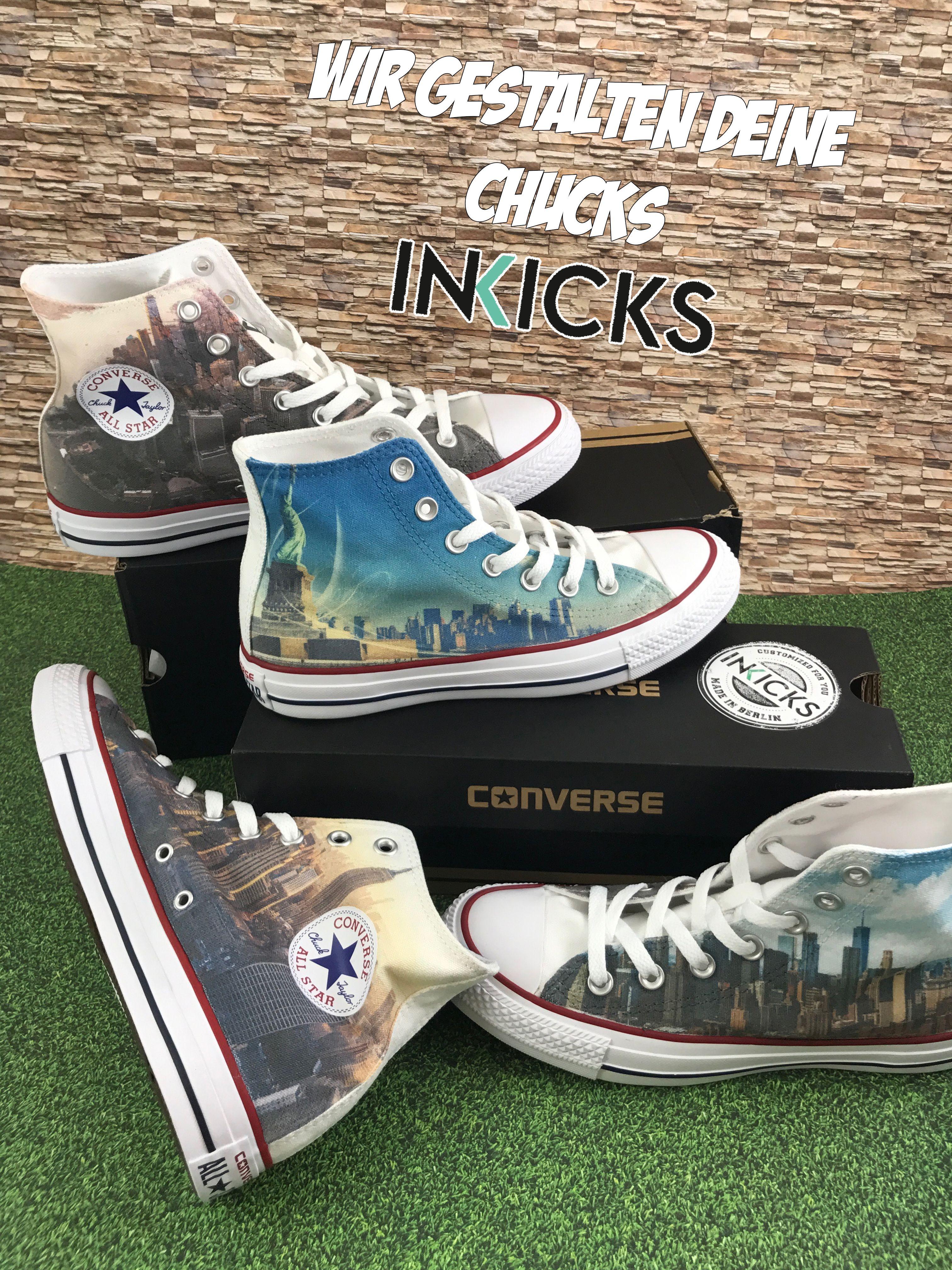 Create your own | Converse chucks, Converse, Chucks schuhe