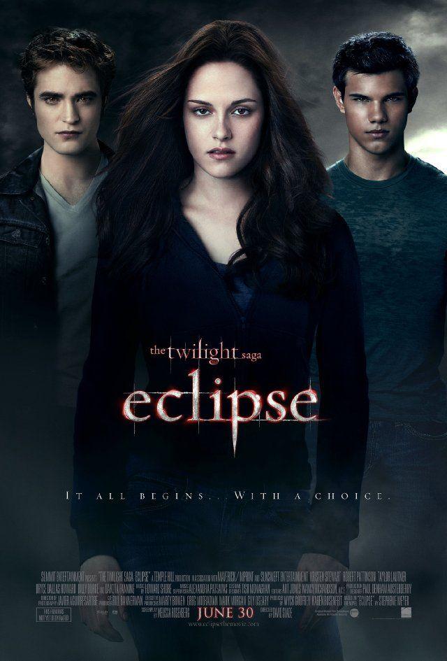 Saga Eclipse Escolha Entre Amor Ou Amizade Filmes Legendados