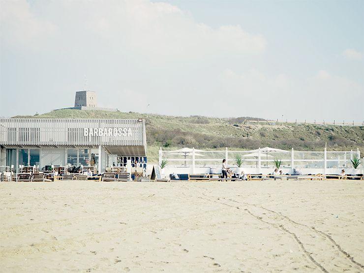 Places barbarossa beach club scheveningen the hague for Beste strandtent scheveningen