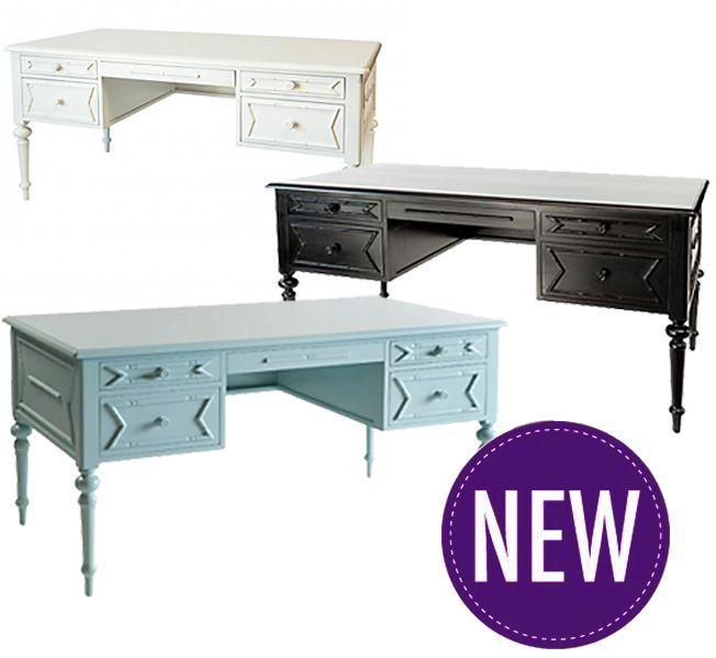 Hayman Desk – 3 Colour options