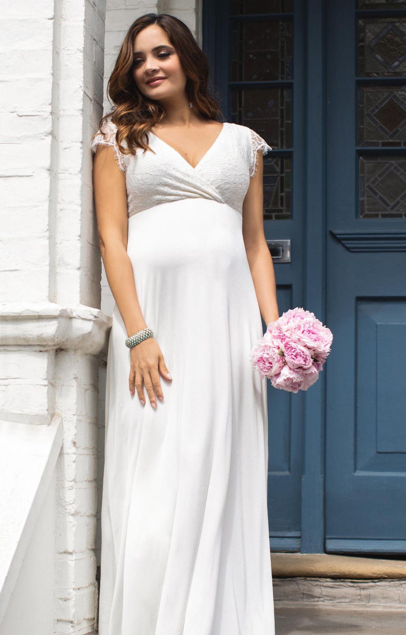 18 Abendkleid Weiß in 18  Rosa kleid hochzeitsgast, Abendkleid