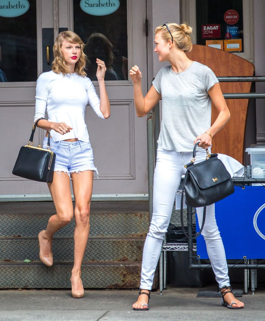 Karlie Kloss  amp  Taylor Swift Move In Together  They Are Inseparable  8bf5dabf92944
