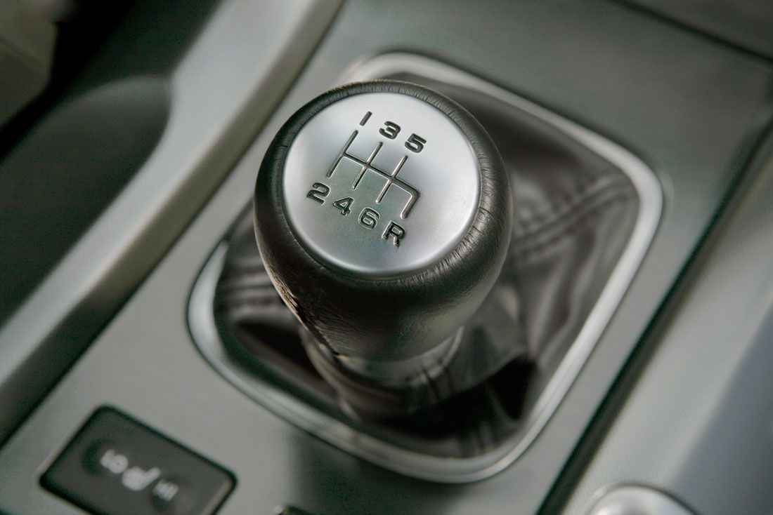 learn how to drive manual transmission