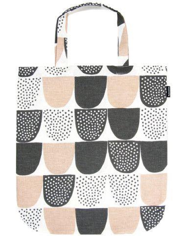 Kauniste- Sokeri Pink Tote Bag