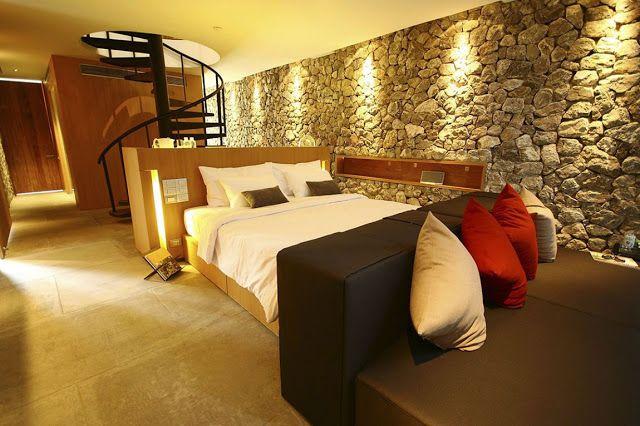 Paredes de piedra para decorar interiores   #piedra #deco #paredes ...