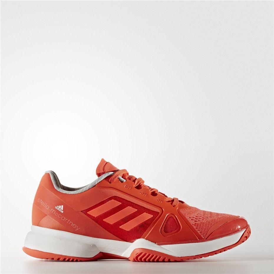 Adidas adidas da stella mccartney barricata 2017 le scarpe (arancione acceso